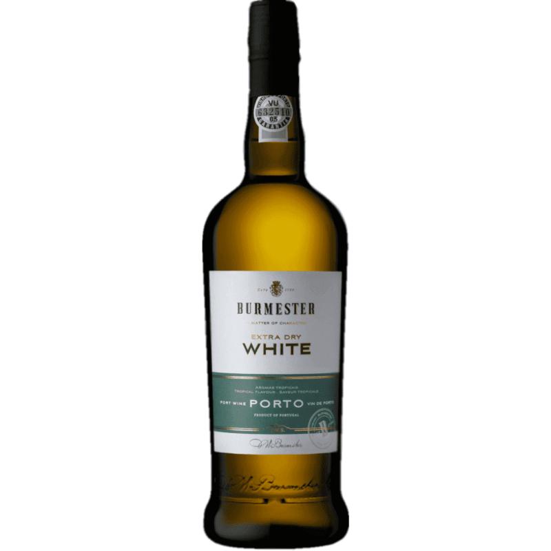 Portské víno Burmester Extra Dry White