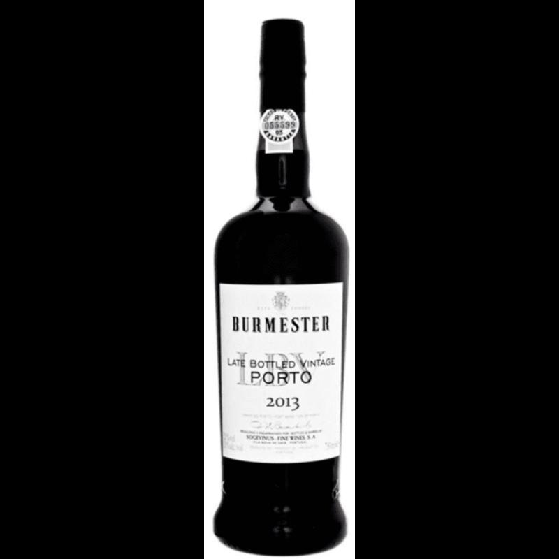 Portské víno Burmester Late Bottled Vintage 2013