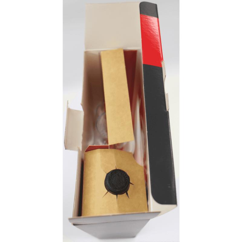 Burmester dárkový box k portskému vínu se 2 skleničkami