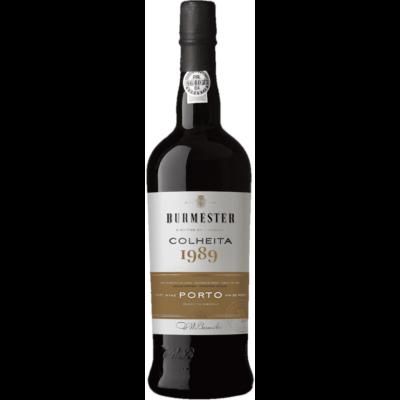 Portské víno Burmester Colheita 1989