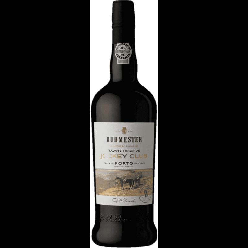 Portské víno Burmester Tawny Reserve Jockey Club