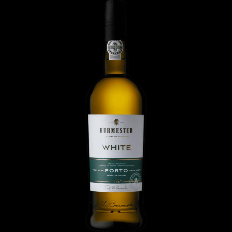 Portské víno Burmester White