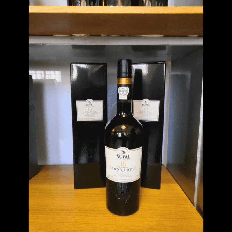 Portské víno Quinta do Noval Tawny 10 Years Old s krabičkou