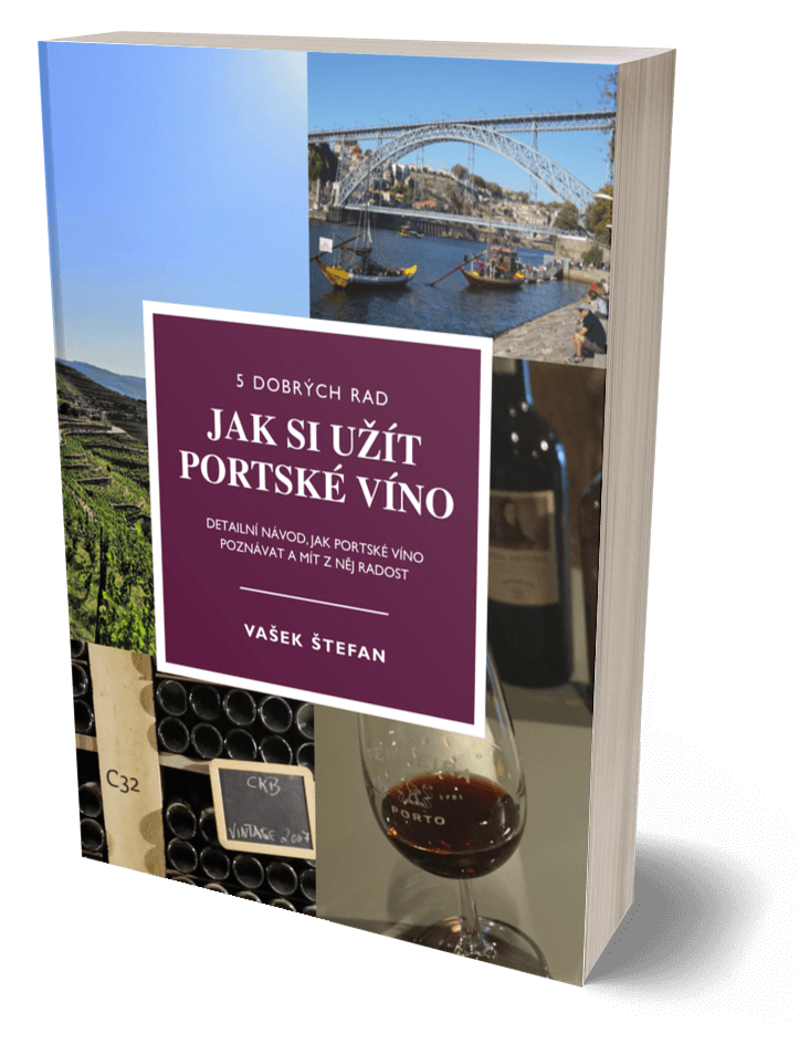 E-book o portském víně